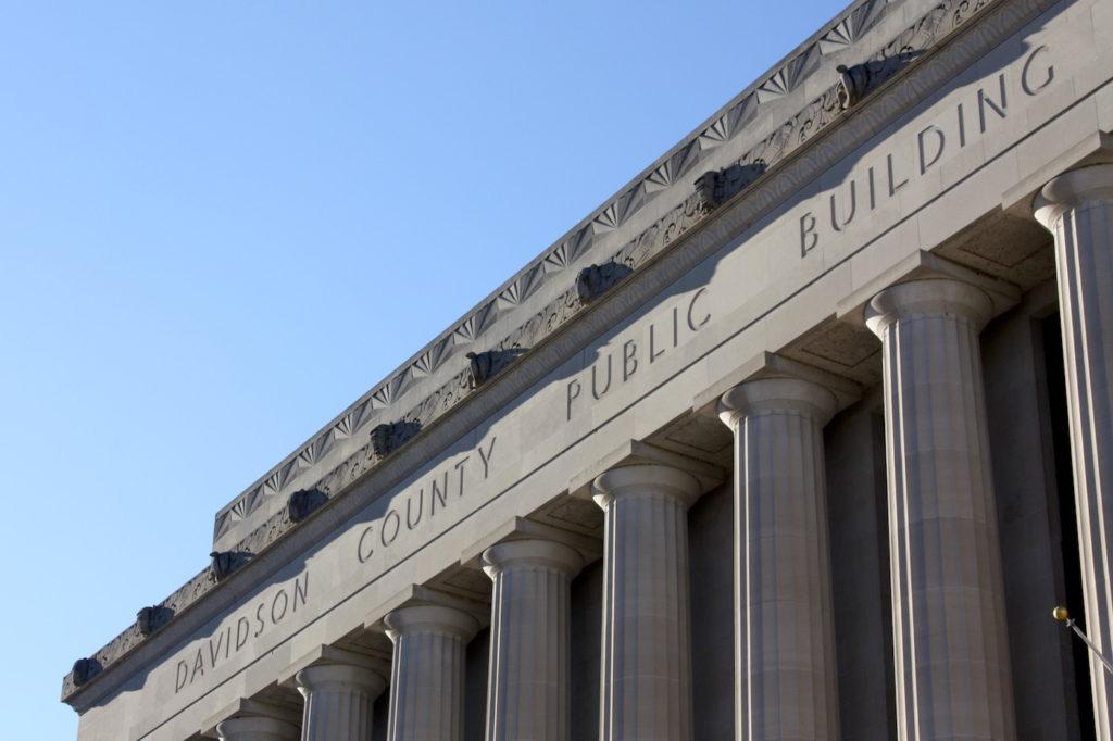 Nashville city hall