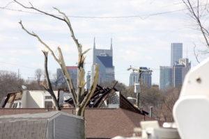 Nashville tornado 2020