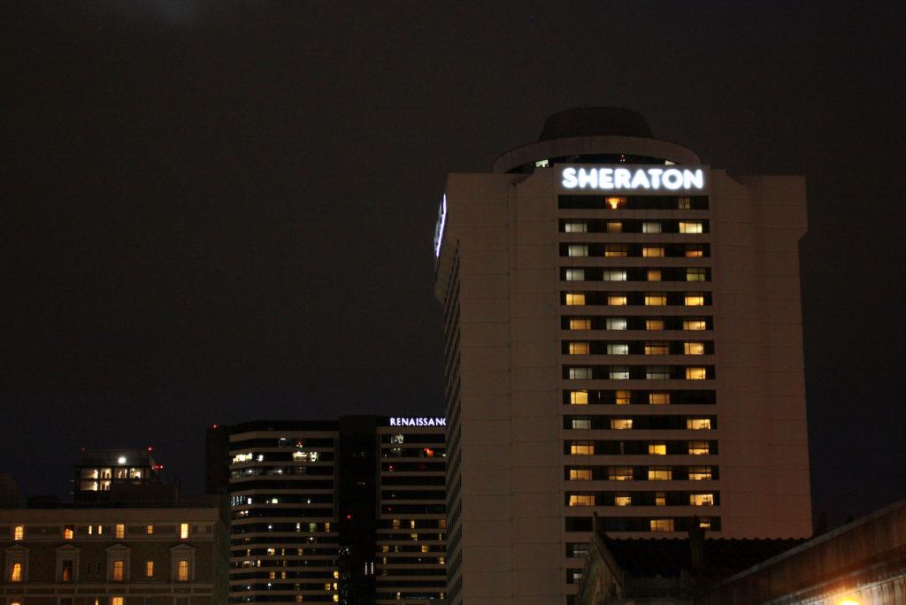 Sheraton Nashville hotel