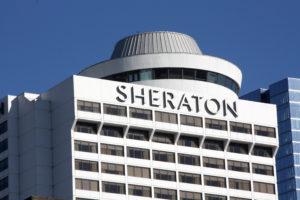 Sheraton revolving restaurant Nashville